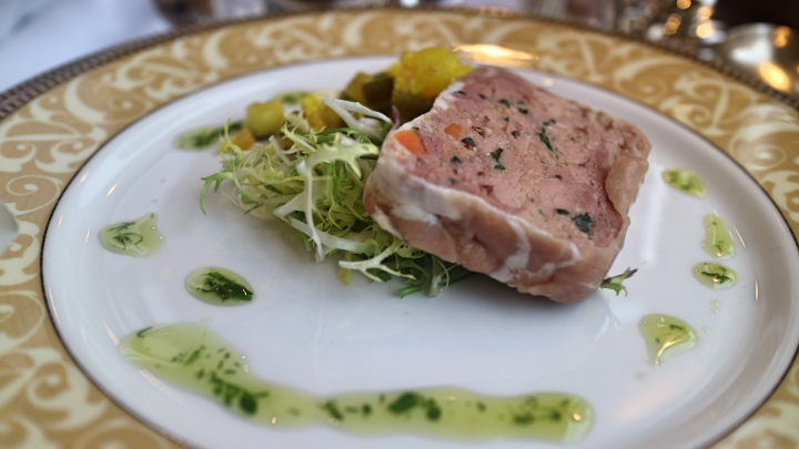 Ham Terrine Northern Belle