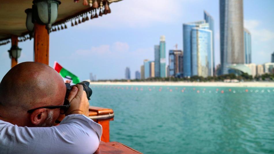 Mr ESLT in Abu Dhabi, UAE
