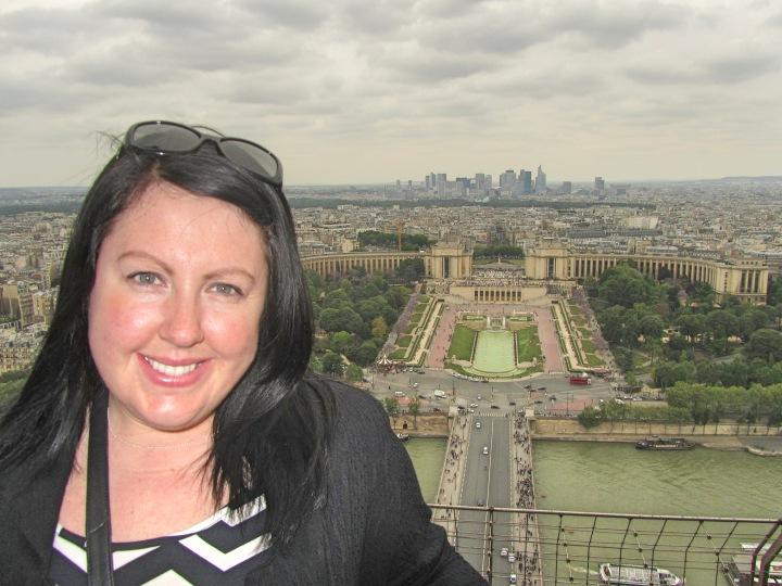 2nd Floor, Eiffel Tower, Paris, France