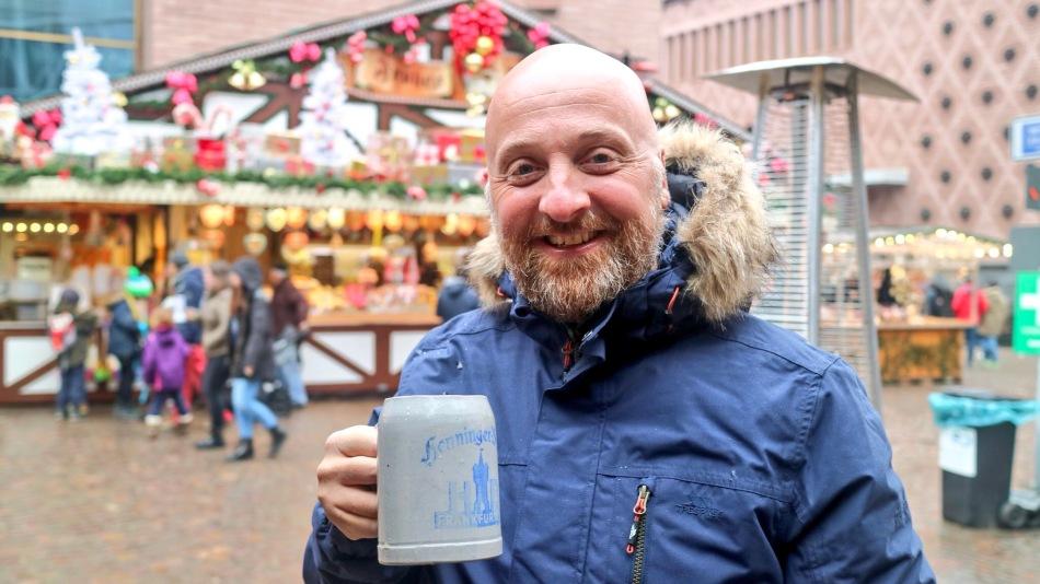 Mr ESLT in Frankfurt, Germany