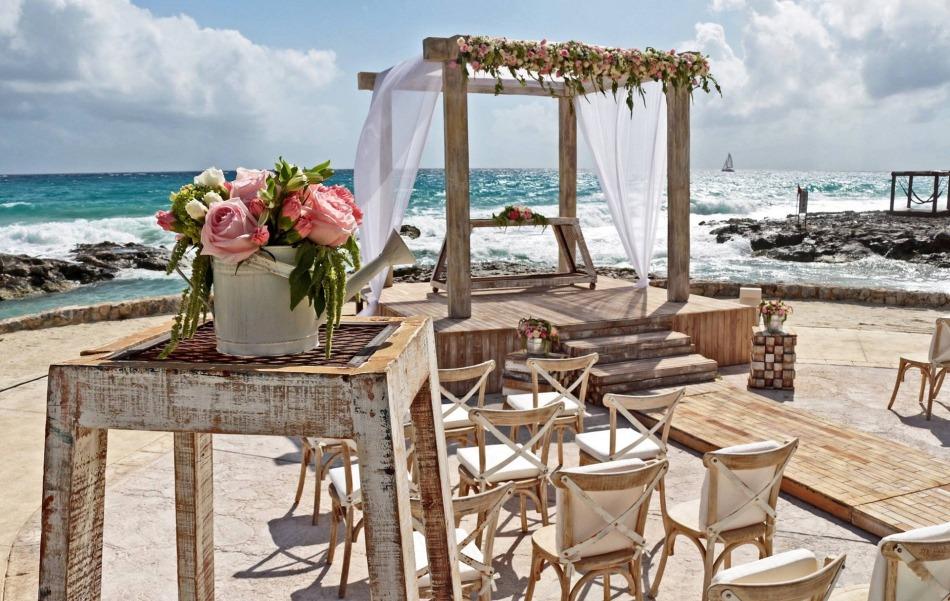 Cancun Wedding, Mexico