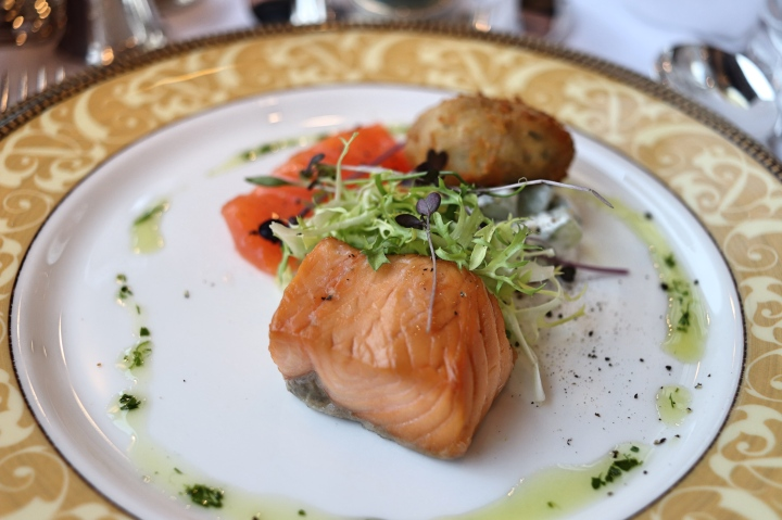 Starter Of Salmon Northern Belle