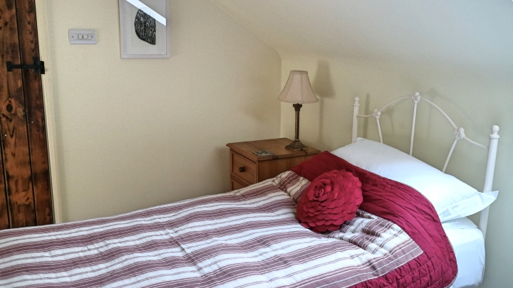 Twin Room at The Applestore at Noelle's Cottages, Pickering, England