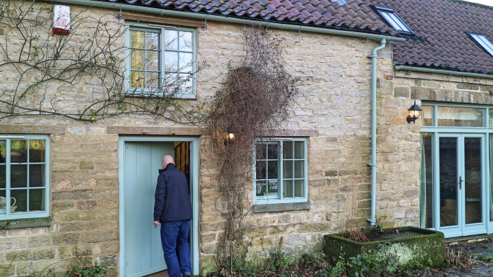 The Coachhouse at Noelle's Cottages, Pickering, England