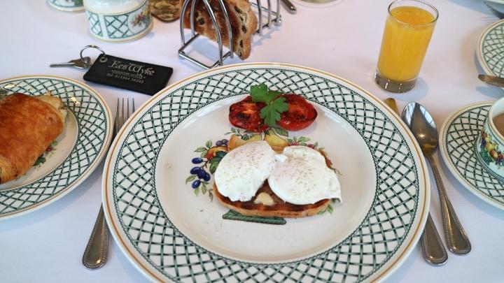 Ees Wyke Poached Eggs