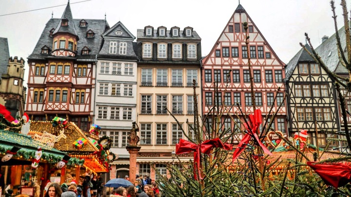 Frankfurt Christmas Market, Germany