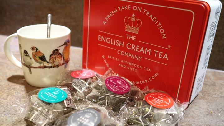 Tea from The English Cream Tea Company