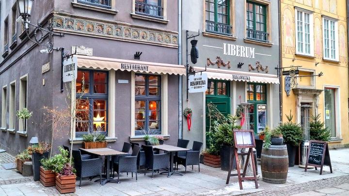 Liberum Hotel, Gdansk, Poland
