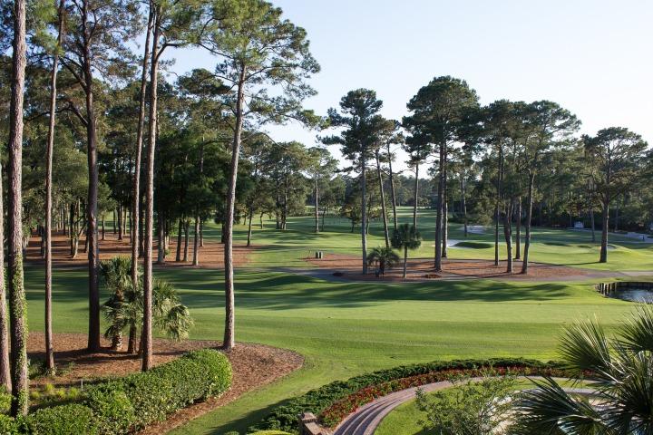 Golf Course South Carolina
