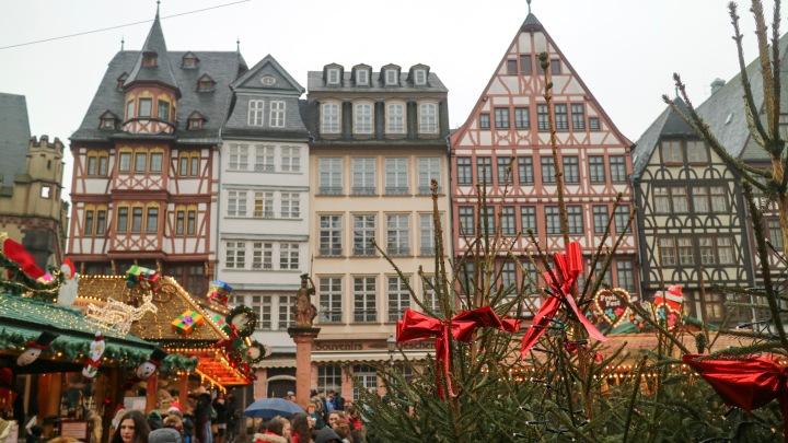 Germany: Christmas Market Magic inFrankfurt