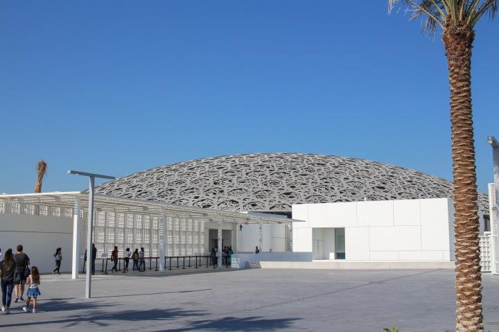 The Louvre Abu Dhabi, UAE