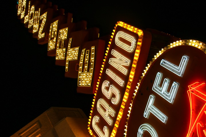 Neon Sign, Freemont Street, Las Vegas