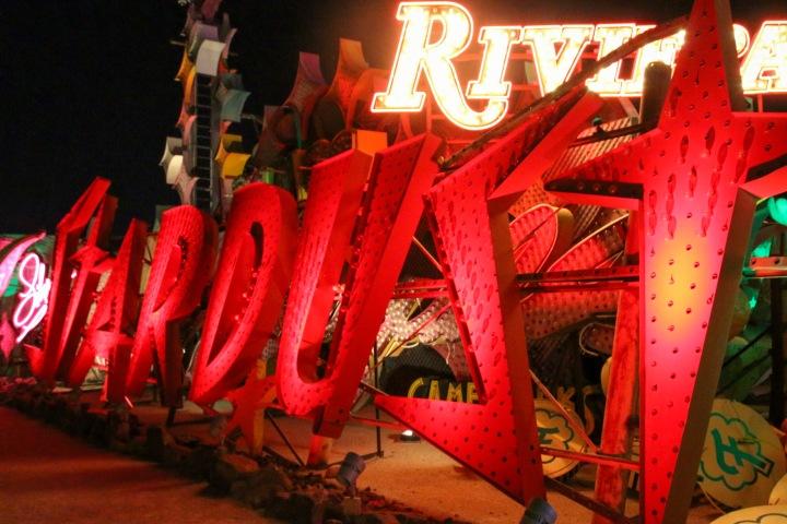 Stardust Sign, Neon Museum, Las Vegas
