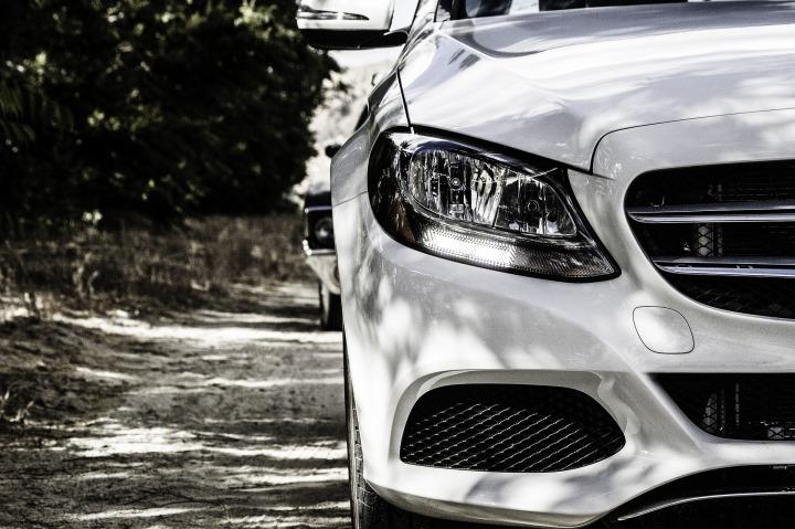 Mercedes Car - Saving For A New Car