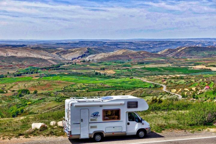 Top 5 Caravan Destinations to Visit in theUK