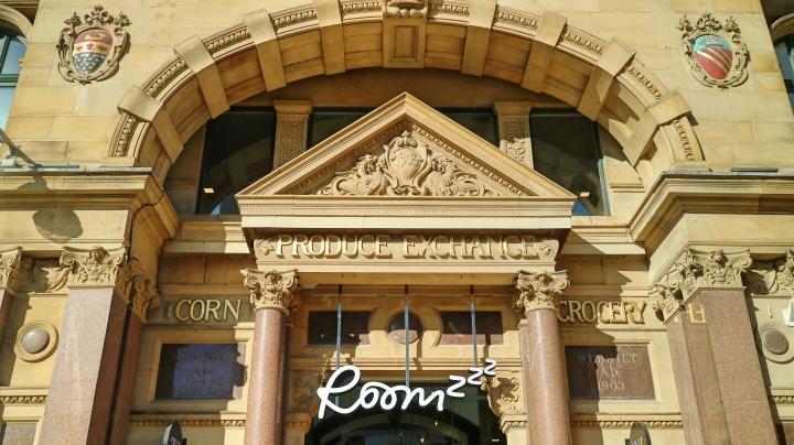 Roomzzz Manchester Corn Exchange