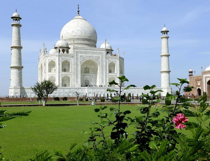 Taj Mahal, Uttar Pradesh, India