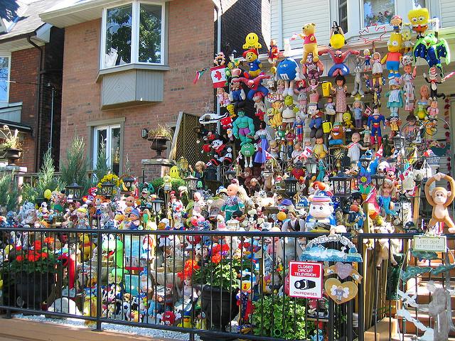 Doll House, Toronto, Canada