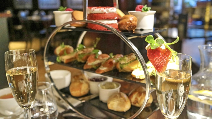 Afternoon Tea at Browns Manchester