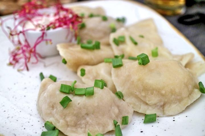Traditional Polish Dumplings