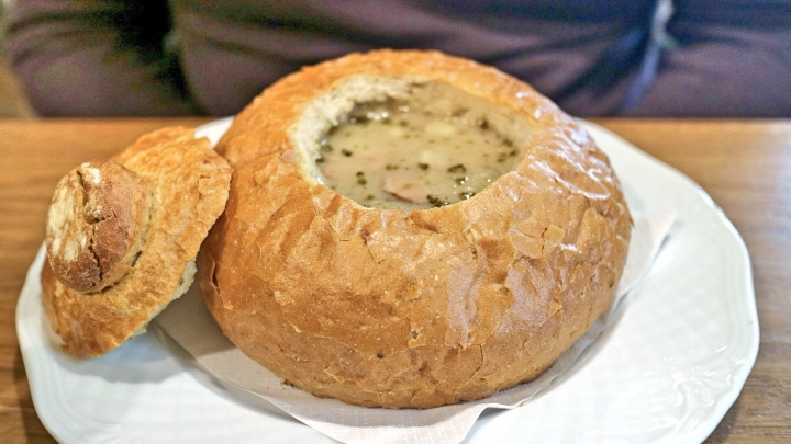 Traditional Polish Soup