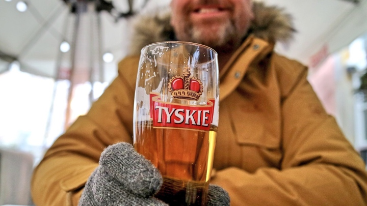 Beer in Gdansk