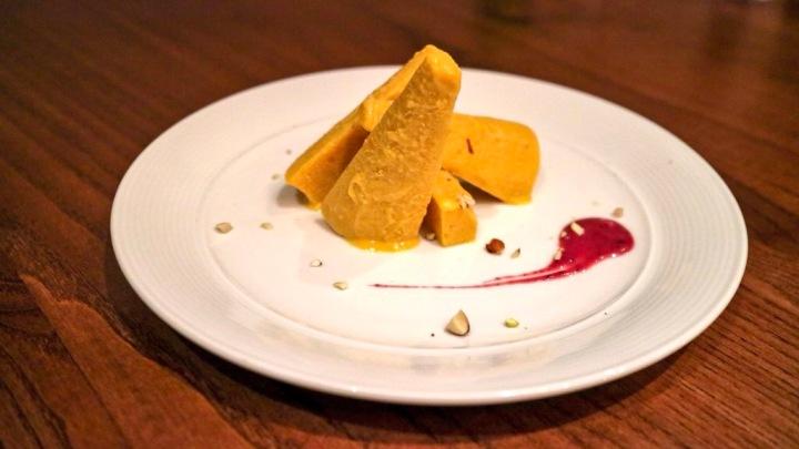 Mango Ice cream - Tapasya, Hull