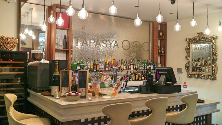 England: Having Our Tastebuds Tantalised at Tapasya, Hull